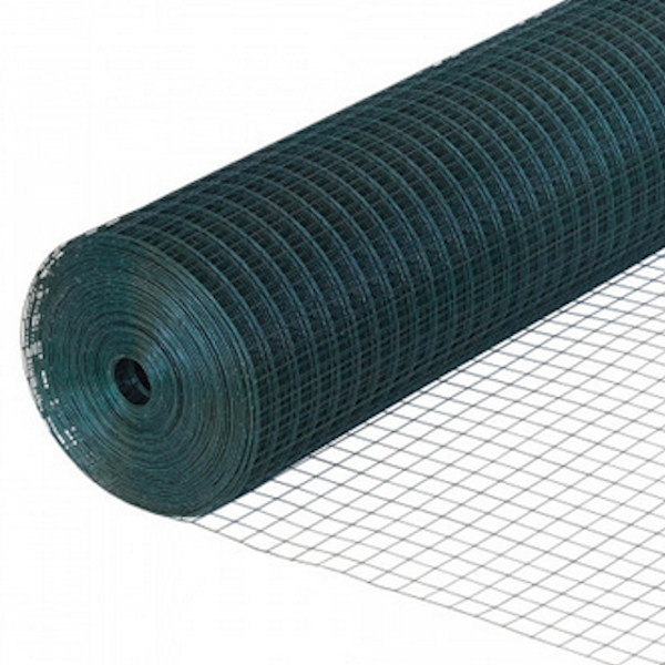 PVC Covered Mesh 25mm at www.sffencing.co.uk