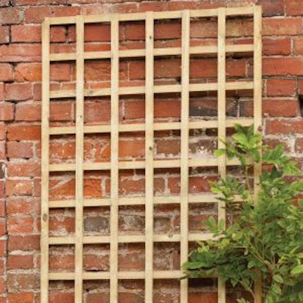 Square Trellis at www.sffencing.co.uk