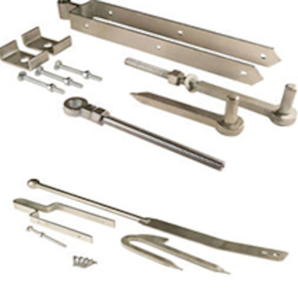 5 Bar gate hardware at www.sffencing.co.uk