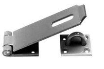 Safety Hasps & Staple at www.sffencing.co.uk
